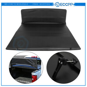 For 2009 2019 Ram 1500 2500 3500 5 8 Ft Bed Tonneau Cover Tri fold Textured
