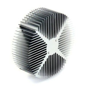 Aluminum Heat Sink Cooling 90 30mm For Led Power Ic 10w Power Led Lamp