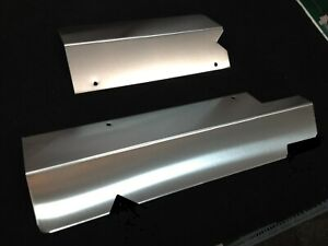 Fits Camaro Firebird 1994 1997 2 Pc Brushed Stainless Fuel Rail Covers Lt1