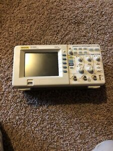 Rigol Ds1102e Digital Oscilloscope No Cables Just The Unit