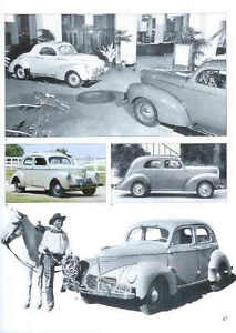 1940 Willys Article Must See Coupe Californian Deluxe Sedan Woody