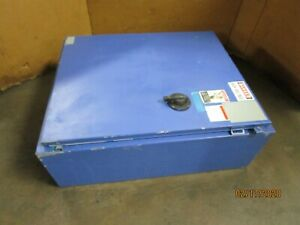 Hoffman A 363012lp 36 x30 x12 Steel Wall Mount Electrical Enclosure Type 12