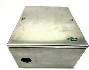 Hoffman Lhcs353020ss Stainless Steel Enclosure 12 3 4 X 11 7 8 X 7 7 8