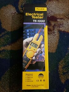 Brand New Fluke T5 1000 Voltage And Current Tester Us Version