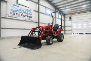 2019 Tym Tractors T194h Hydrostatic Tractor W Loader 6 Year Warranty