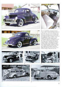 1941 Willys Article Must See Deluxe Coupe Pickup Truck Woody Ma Jeep