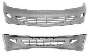 Cpp Front Bumper Cover For 95 99 Chevrolet Cavalier Gm1000504