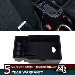 For Jeep Renegade Center Console Armrest Storage Holder Organizer Box Tray