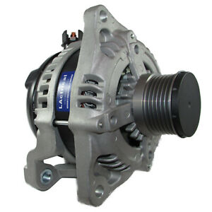 Alternator For Ford Mustang 5 0l W Manualtrans 11 12 13 14 High Output 300 Amp