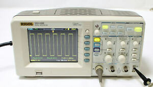 Rigol Ds1102e 2 Channel 100mhz 1gsa s Digital Oscilloscope Qty