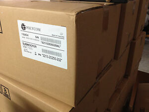 New Polycom Vsx 7000 7000s Subwoofer Sub Power Supply For Vsx7000 Camera Sys