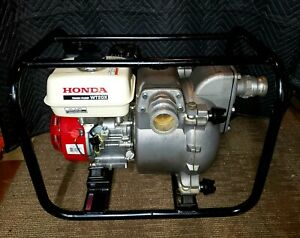 2015 Honda Wt20x 2 Trash Pump Excellent Condition Local Pickup 16830 Or Ups
