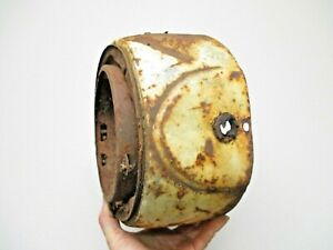 1953 1954 1955 1956 Ford Truck Pickup Headlight Bucket Assembly With Grill Piece