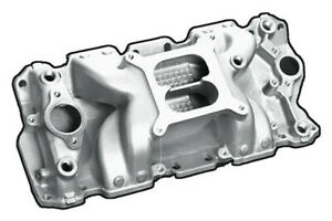 Professional Products Small Block Chevy Crosswind Intake Manifold P n 52026