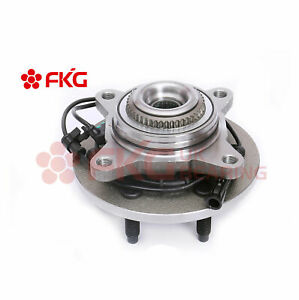 1 New Front Wheel Hub Bearing For Ford Expedition Lincoln Navigator 4x4 515043