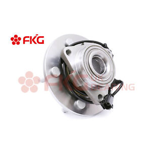 Front Wheel Bearing Hub Assembly For 2002 2005 Dodge Ram 1500 W Abs 515073x1