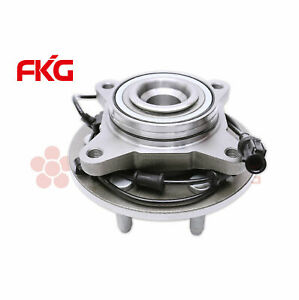 1 New Front Wheel Hub Bearing For Ford Expedition Lincoln Navigator 2wd 515042