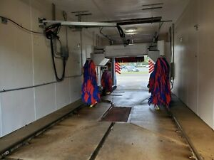 Used Ryko Softgloss Automatic Car Wash Equipment Recently Refurbished