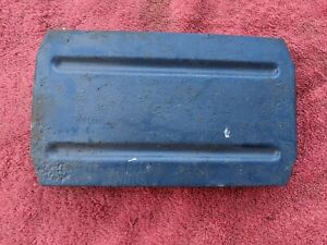 1937 1938 Chevy Gmc Pickup Truck Floor Board Battery Cover Original