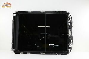 Jeep Grand Cherokee Dual Panoramic Sunroof Roof Window Glass Oem 2011 2015