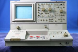 Tektronix 370 Curve Tracer Without Protect Cover