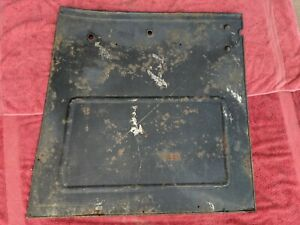 1939 1940 1941 1942 1946 Chevy Gmc Pickup Truck Metal Door Panel Passenger Side