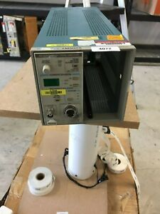 Tektronix Tm502a Power Mainframe 2 slot Chassis W Am503b Current Probe Amplifie