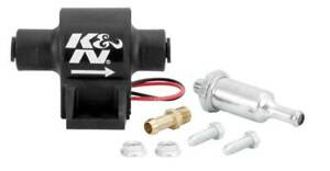 K And N Engineering 81 0402 Electric Fuel Pump 4 7 Psi