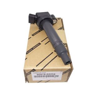 Ignition Coil For Toyota Avalon Camry Lexus Es300 Rx300 3 0l Oem 90919 02234