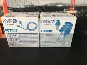 Howard Leight Fusion Fus30 hp Reusable Earplugs With Cord 200 Pair