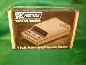 Bk Precision 1827 Frequency Counter By Dynascan For Cb Radio