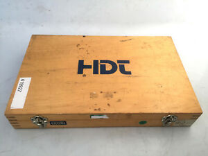 Hdt H 2 Minus 0 251 0 500 Gage Pin Set Complete