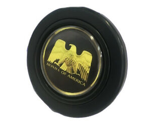 Horn Button For Momo Nardi Steering Honda Of America Black Accord Cb Ca Cd