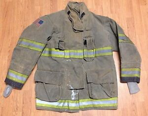 Globe G xtreme Jacket Turnout Gear 46 X 35 Mfg 2009