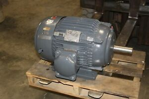 New Us Motors 20 Hp 1180 Rpm Electric Motor 208 230 460 3p Hazardous Location