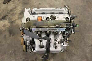 2002 04 Acura Rsx Type S K20a2 2 0l Oem Complete Engine Longblock Dc5 K20
