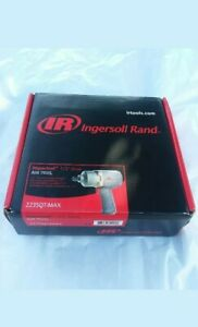 Ingersoll Rand 2235qtimax 1 2 Drive Super Duty Titanium Air Impact Wrench