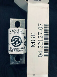 Buss Semiconductor Fwx 70a 70a 250v Fuse Brand New Cooper Bussmann