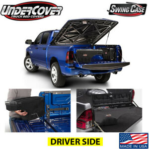Undercover Swingcase Toolbox Sc401d 2005 2020 Toyota Tacoma Driver Side