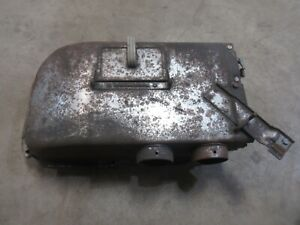 1952 1953 Ford Customline Firewall Heater Duct Housing Piece Rat Rod Hot Rod
