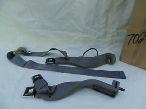 Ford 1992 96 Bronco F 150 F 250 F 350 Front Seat Belts Oem Extended Cab