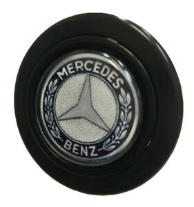 Horn Button For Momo Nardi Steering Mercedes Benz White W108 115 280c 280ce
