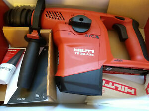 Hilti Te 30 a36 Cordless Combihammer New In Box Tool Only free Shipping