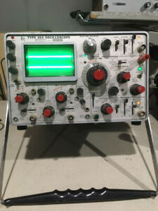 Oscilloscope Tektronix Type 454