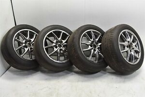 2005 Porsche Cayenne 19in Wheel Tire Set Wheels 19x9