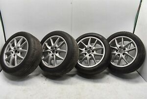 2004 Porsche Cayenne Wheels Wheel Set With Tires 03 10