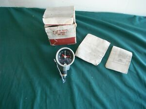 Nos 1963 1964 Ford Falcon Dash Mount Clock Fomoco Comet 63 64