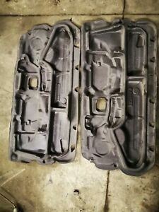 Bmw E36 Coupe Door Insulation Left Right