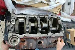 427 Cid Chevy 4 Bolt Main Tall Deck Engine