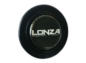 Horn Button For Momo Nardi Steering Lonza Auto Look Run About Spirits Black